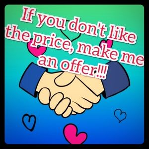 Other - It never hurts to make an offer!